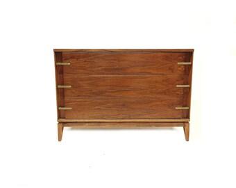 Vintage Modern Lowboy In Wood