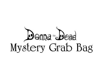 Mystery grab bag, mystery box, small grab bag, 6 items, take a gamble, earrings, rings, necklaces, brooches, pins, magnets,