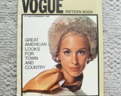 Vintage International Vogue Pattern Book October/November 1968 - 104 pages in Great Condition