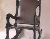 Rocking Chair Large