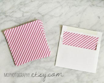 Envelope Sticker Liners - Pack of 60