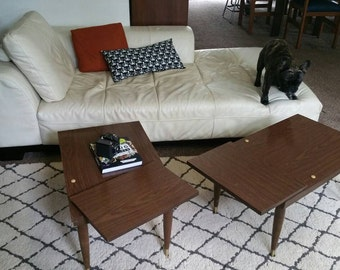 Mid Century Mersman Coffee Tables
