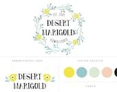 Custom Logo Branding Package, Branding Design Kit for Small Business or Etsy Store, Branding Designer