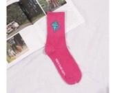 Conch Seashell Socks
