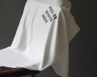 Fed By White Men short sleeved shirt