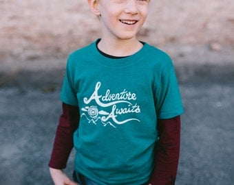 Etsy kids: Wanderlust adventures