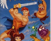 HERCULES A Walt Disney Masterpiece Video Tape  VHS