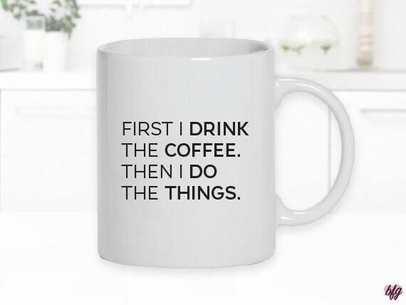 Mr Coffee Coffee Maker Smells Like Plastic : 11oz Coffee Mug Gilmore Girls First I drink the coffee