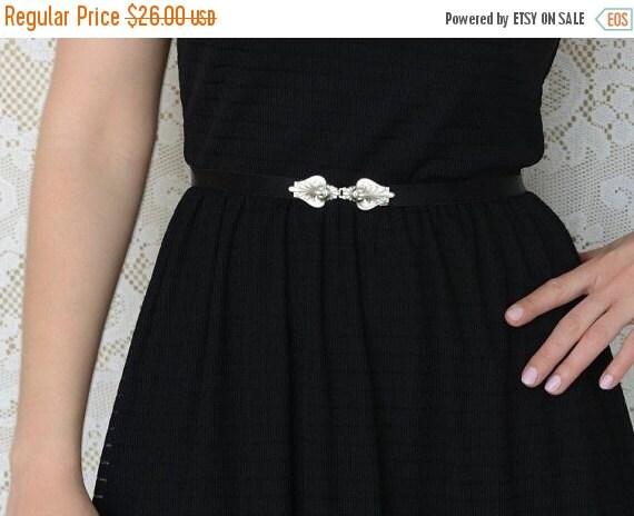 Belts bridesmaid accessories waist belt black belt dress belt