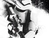 Star Wars Stormtrooper - Cross stitch pattern pdf format