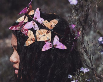 Bella Butterfly Crown