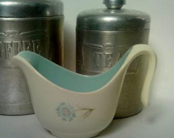 Vintage Boutonniere Creamer  / Taylor Smith Taylor Creamer