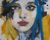 Portrait - study #6
