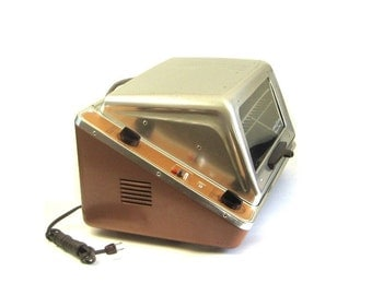 General Electric Rotisserie Oven 17R20 Vintage Small Appliances 1960s