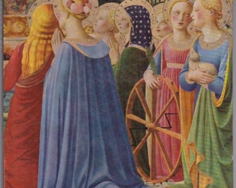 Fra Angelico by Madeleine Ledivelec