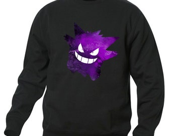 Pokemon GALAXY GENGAR sweater / hoodie