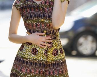 Countess ankara dress by GITAS PORTAL