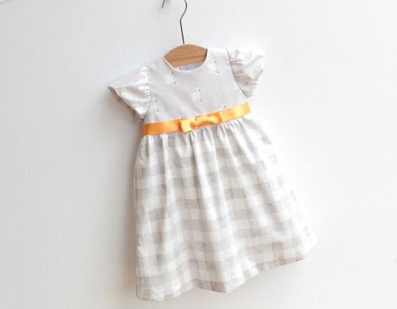 FLY AWAY Girl Baby Girl Dress sewing pattern Pdf, Christening Dress, Flower Girl dress, toddler Long dress newborn up to 6 yrs