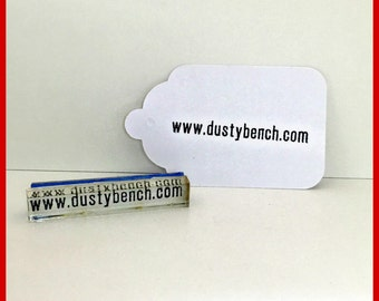 Custom Rubber Stamp for Fabric Stamping