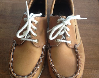 Vintage Bowling Shoes Dexter USA made 1970s Maine made Womens 7.5