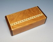 Ring Organizer, Ring Jewelry Box, Handmade in the USA