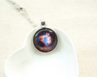 Galaxy Necklace - Star-Forming Region in in the Large Magellanic Cloud -Astronomical Necklace (G032)