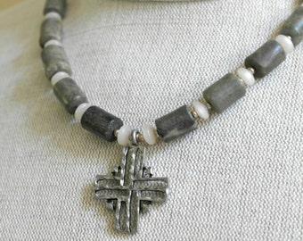Necklace - Cross Me