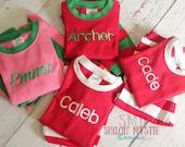 Childrens Unisex Christmas Pajama