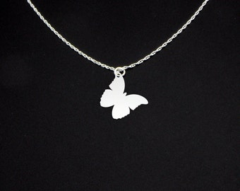 Butterfly Necklace - Butterfly Jewelry - Butterfly Gift