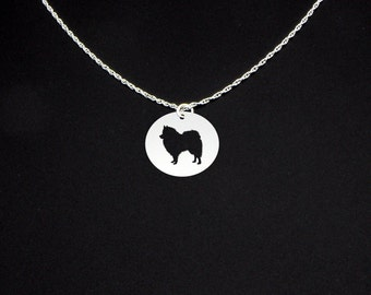 German Spitz Necklace - German Spitz Jewelry - German Spitz Gift