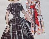 Afternoon Walk Day Dress pattern UNCUT Butterick 8505