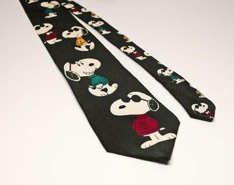 Joe Cool 100% Silk Necktie