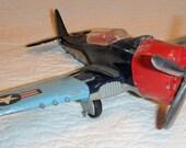 Hubley Propeller Airplane