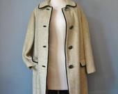 Austrian Wool Coat / Vtg ...