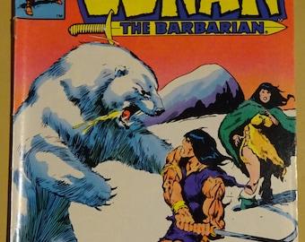 1983 Marvel Comics - Conan the Barbarian - Volume 1, #145 in Near Mint Condition - April 1983