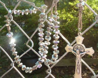 The Man's Rosary~Free US Shipping