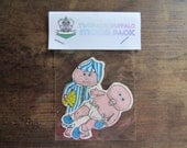 CABBAGE PATCH KIDS STICKeRs