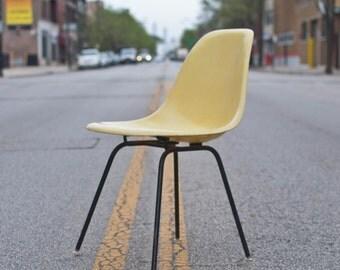 Eames Fiberglass Chair by Herman Miller