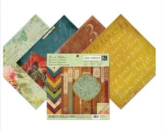 Writer CARD STOCK, Writing Card Stock, Brenda Walton Scribe, Author Card Stock, Card Stock Stickers, Writer Theme Stickers, Handwriting