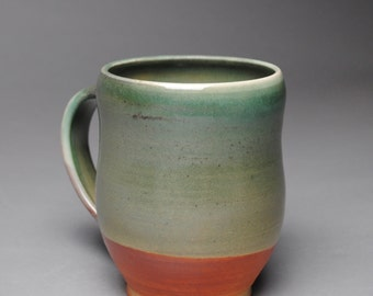 Clay Coffee Mug Beer Stein Soda Fired  D79
