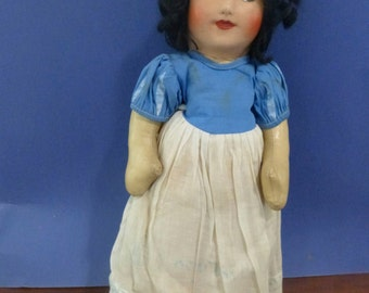 "Rare All Original 16"" IDEAL SNOW WHITE  from 1938"