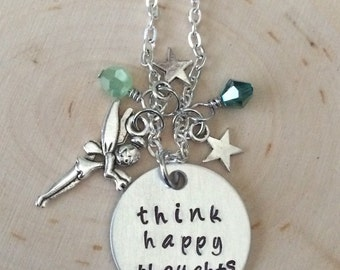 Peter Pan, tinkerbell, pixie, think happy thoughts, neverland, pan,