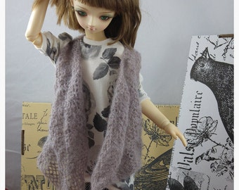 15. mohair vest for SD (volks SD10, SD13 and similar)
