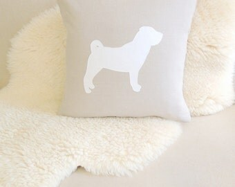 Shar-Pei Pillow Cover