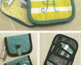 Tech Accessory Organizer  Pattern from Indygo Junction by Amy Barickman (IJ954)