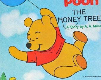 Winnie-the-Pooh & The Honey Tree Mint Unused
