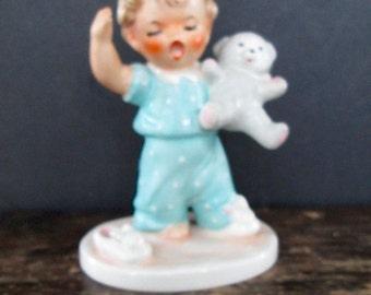 """Sale Goebel """"Sleepyhead"""" Child Figurine"""