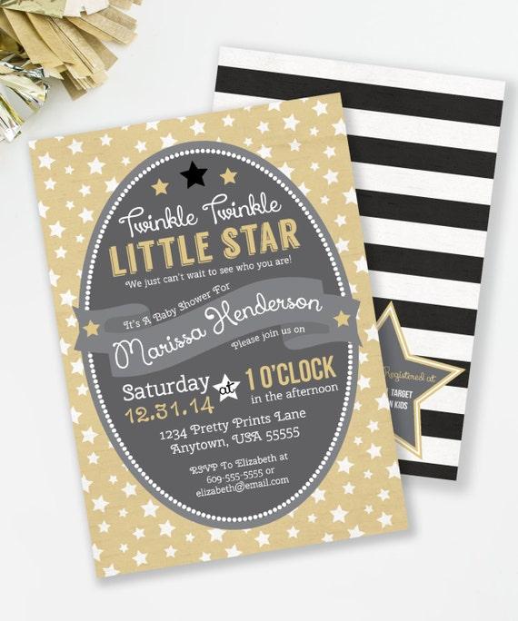 Twinkle twinkle invitation twinkle little star baby shower gender il570xn filmwisefo