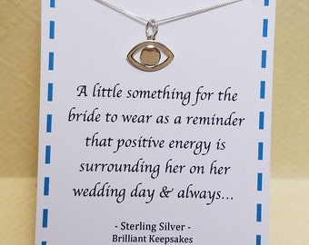 Bride Gift Spiritual Jewelry Protection Marriage Blessings Keepsake