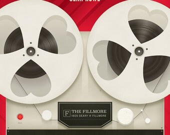 St. Paul & The Broken Bones Fillmore Poster